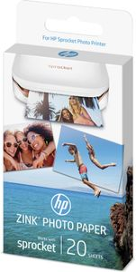 HP PAPER ZINK STICKY-BACKED PHOTO PAPER SUPL (W4Z13A)