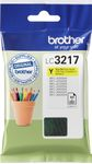 BROTHER LC-3217Y Ink Yellow 550 pages (LC3217Y)