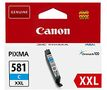 CANON Cyan XXL Ink Cartridge  (CLI-581XXLC)