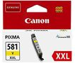 CANON Yellow XXL Ink Cartridge  (CLI-581XXLY)