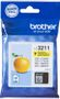 BROTHER Ink LC-3211Y Yellow 200S, DCP-J77x, MFC-J89x