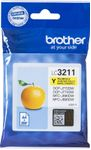 BROTHER Ink LC-3211Y Yellow 200S, DCP-J77x, MFC-J89x (LC3211Y)