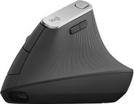 LOGITECH MX VERTICAL Ergonomic Wireless Mouse, Graphite