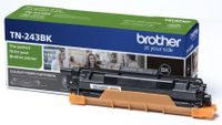 BROTHER TN243BK Toner, Sort, 1000 Sider (TN243BK)