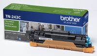 BROTHER TN243C Toner, Cyan, 1000 Sider (TN243C)