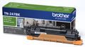 BROTHER TN247BK Toner, Sort, 3000 Sider