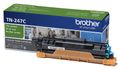 BROTHER TN247C Toner, Cyan, 2300 sider