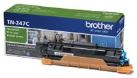 BROTHER TN247C Toner, Cyan, 2300 sider (TN247C)