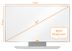 "NOBO Whiteboard NOBO Widescreen 32"" emalje"