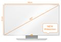 NOBO Whiteboard NOBO Widescreen 40