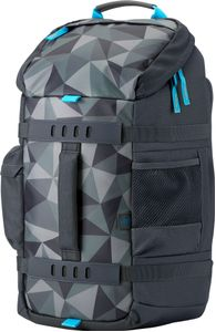 HP 15.6inch Odyssey Sport Backpack Facets Grey (5WK93AA#ABB)