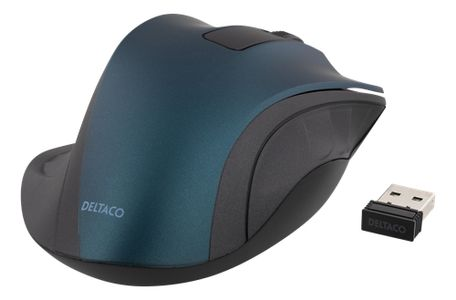 DELTACO Like MS-710 but Blue (MS-708)
