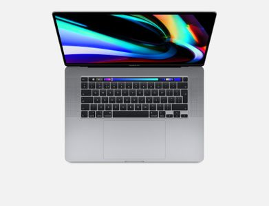 APPLE MacBook Pro 16 (2019) 512GB stellargrå Intel 6-Core i7 2.6GHz, 16GB RAM, 512GB SSD, AMD Radeon Pro 5300M 4GB (MVVJ2H/A)