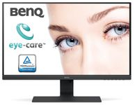 BENQ BL2780 27inch IPS panel 1920x1080 3000:1 5ms GTG D-sub HDMI1.4 DP1.2 Low blue light monitor