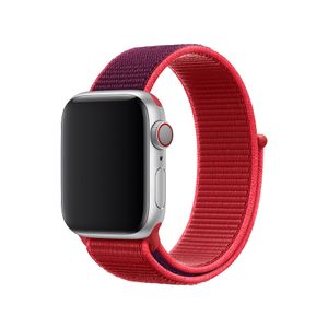 APPLE Band 40mm Product Red Sport Loop (MXHV2ZM/A)
