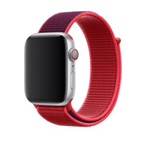 APPLE 44MM (PRODUCT)RED SPORT LOOP . ACCS (MXHW2ZM/A)
