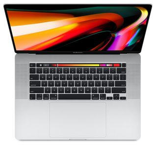 """APPLE-CTO MacBook Pro with Touch Bar - Core i7 2.6 GHz - macOS Catalina 10.15 - 16 GB RAM - 2 TB SSD - 16"""" IPS 3072 x 1920 @ 60 Hz - Radeon Pro 5300M / UHD Graphics 630 - Wi-Fi 5, Bluetooth - silver - kbd: amer (Z0Y1_7_SE_CTO)"""