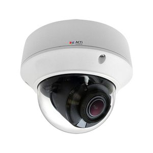 ACTi 2MP Outdoor Zoom Dome with D/N (Z83)