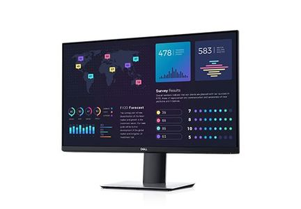 DELL Dell P2720DC LED 2560 x 1440 QHD HDMI/ DP/ USB-C (DELL-P2720DC)