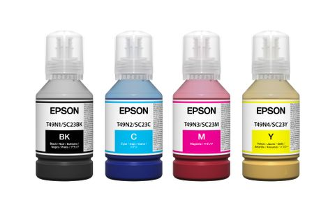 EPSON Ink Yellow 140ml - T3100x (C13T49H400)