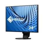 EIZO EV2451 60CM 24IN IPS BLACK 1920X1080 250CD/QM 1000:1        IN MNTR (EV2451-BK)