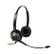 PLUSONIC Headset 8.2MS binaural, NC, Wideband USB