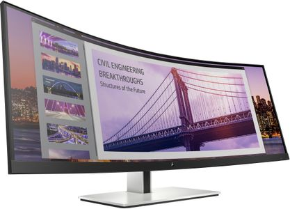 HP S430c 43.4inch Curved Display (5FW74AA#ABB)