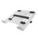 PUREMOUNT Notebook Holder for VESA Bordbeslags hvidt, Puremounts