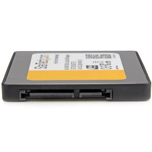 STARTECH M.2 to 2.5in SATA III SSD Adapter w/ Protective Housing (SAT2M2NGFF25)