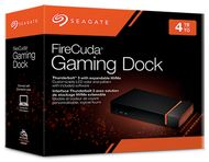 SEAGATE FireCuda SSD Gaming Dock 4TB Thunbld 3 (STJF4000400)