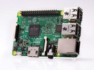 RASPBERRY PI 3 Model B+ 1.4GHz Quad Core CPU, 1GB RAM, WiFi, BT, 4xUSB2.0, HDMI, MicroSD-card reader (RASPBERRY PI 3 MODEL B+)